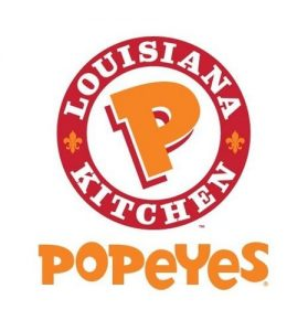 Popeyes Resturant Renovation Completion